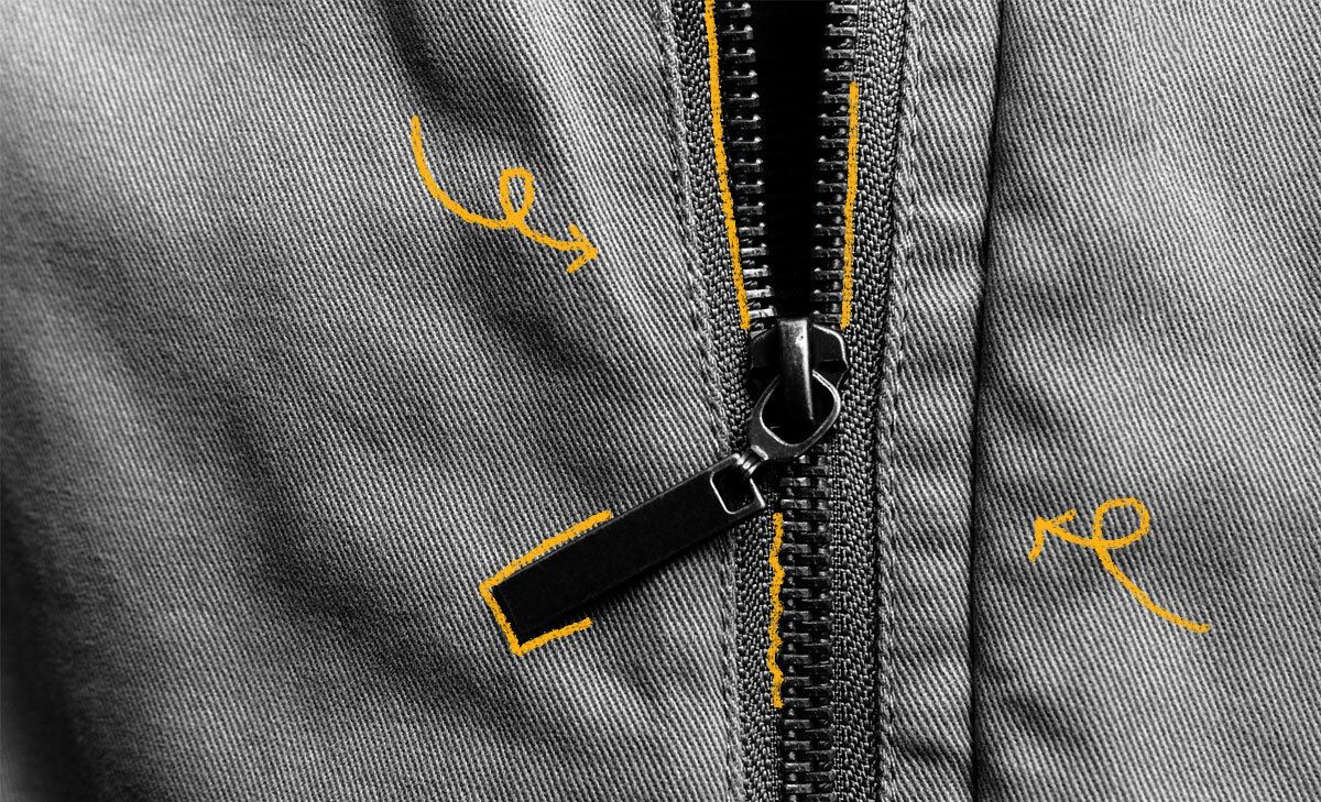 The History of Zippers